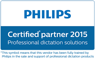 Philips dictation dealer Manchester